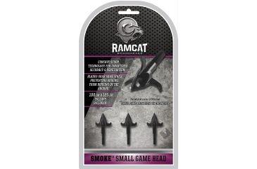 Ramcat Small Game Head 3 Pack 100 Grain Broadheads