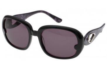 Randees Kandees 4 Single Vision Rx Sunglasses - Black-Purple Frame, Black-Purple, 57-20-135 RK4-404RX