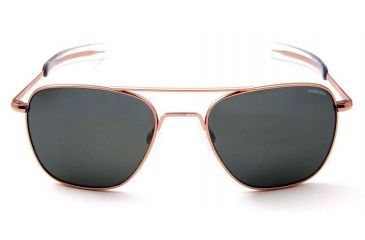 498e208f42 Randolph Aviator Rose Gold Sunglasses