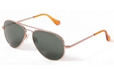 d17e7f0a92 Randolph Concorde Rose Gold Sunglasses