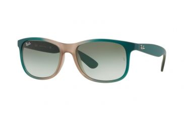 078f9d87c4f Ray-Ban ANDY RB4202 Progressive Prescription Sunglasses RB4202-63688E-55 -  Lens Diameter