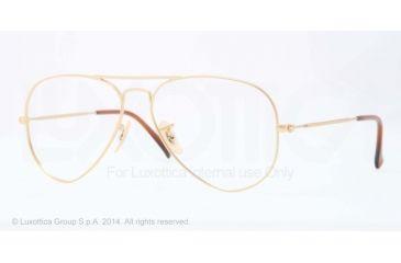 4-Ray-Ban Aviator Eyeglass Frames RX6049