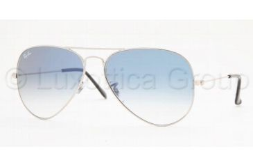 78eebf7b64 Ray-Ban Aviator Large Metal Prescription Sunglasses RB3025  RB3025-003-3F-5514