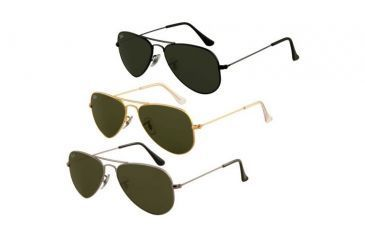 e188bca7f9 Ray-Ban Aviator Small Metal Sunglasses RB3044