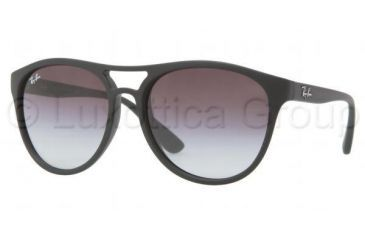 Ray-Ban BRAD RB4170 Bifocal Prescription Sunglasses RB4170-622-8G-5817 - Lens Diameter 58 mm, Frame Color Black Rubber
