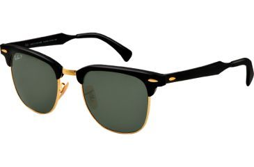 a7553b682b Ray-Ban CLUBMASTER ALUMINUM RB3507 Sunglasses 136 N5-51 -   RB3507 ...