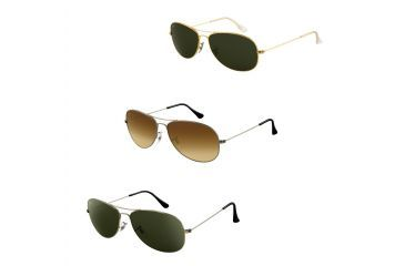 8e6fed21a8e Ray-Ban Cockpit Sunglasses RB3362