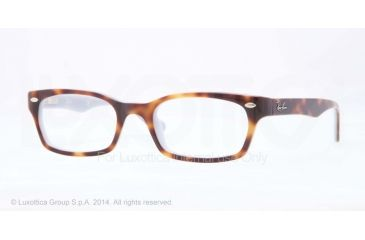 Ray-Ban Eyeglasses RX5150 with Rx Prescription Lenses 5238-48 - Top Havana On Opal Blue Frame