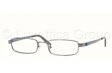 43a2d64ecc Ray-Ban Eyeglasses RX6076 with Rx Prescription Lenses 2507-5119 - Metallic  Grey-