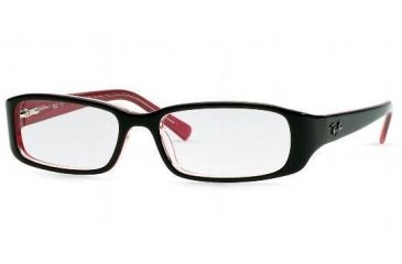 Ray-Ban Eyeglasses RX5063 with No-Line Progressive Rx Prescription Lenses