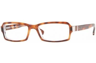 Ray-Ban Bifocal Eyeglasses RX5133Q with Lined Bifocal Rx Prescription Lenses