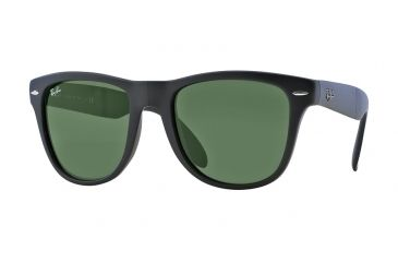 3c0b5b01b8 Ray-Ban Folding Wayfarer RB4105 Sunglasses with No-Line Progressive Rx  Prescription Lenses RB4105