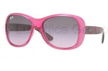 Ray-Ban RJ9047S Bifocal Prescription Sunglasses RJ9047S-171-90-5015 - Lens Diameter: 50 mm, Frame Color: Metallic Pink