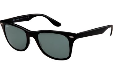 Ray-Ban LITEFORCE RB4195 Bifocal Prescription Sunglasses RB4195-601-71-52 - Lens Diameter 52 mm, Lens Diameter 52 mm, Frame Color Black
