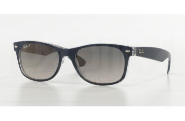 f7623f11b18 Ray-Ban New Wayfarer RB2132 Sunglasses with No-Line Progressive Rx  Prescription Lenses RB2132