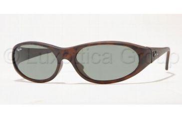 994c1052c6f5 Ray-Ban RB 2015 Sunglasses Styles - Tortoise Frame   Crystal Green Lenses