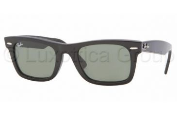 62eb39b86b Ray-Ban RB 2151 Sunglasses Styles - Black Frame   Crystal Green Lenses