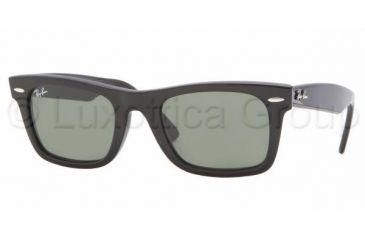 Ray-Ban RB 2151 Sunglasses Styles - Black Frame / Crystal Green Lenses, 901-5221