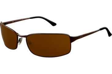 Ray-Ban RB 3269 Sunglasses, Brown Frame / Crystal Brown Polarized Lenses, 014-57-6318