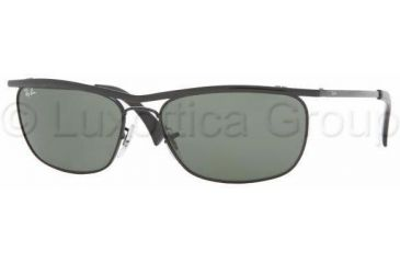 cef003640 Ray-Ban RB3385 Single Vision Prescription Sunglasses RB3385-002-5917 - Lens  Diameter