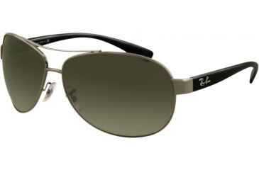 25bb9f851c8 Ray-Ban RB3386 Single Vision Prescription Sunglasses RB3386-004-71-6313 -