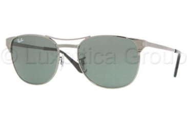 Ray-Ban RB3429 Bifocal Prescription Sunglasses RB3429-004-5519 - Lens Diameter: 55 mm, Frame Color: Gunmetal