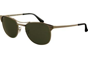 Ray-Ban RB3429 Bifocal Prescription Sunglasses RB3429-004-5519 - Lens Diameter: 55 mm, Frame Color: Gunmetal