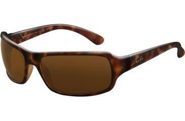 Ray-Ban Bifocal Sunglasses RB4075 with Lined Bi-Focal Rx Prescription Lenses RB4075-642-57-6116 - Lens Diameter: 61 mm, Frame Color: Havana