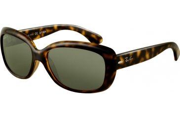 Ray-Ban RB4101 Progressive Sunglasses - Light Havana Frame / 58 mm Prescription Lenses, 710-5817