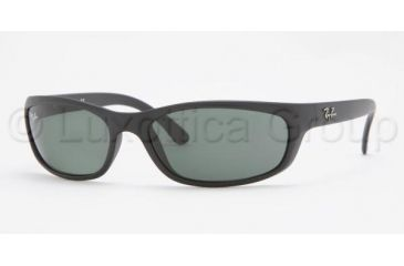 Ray-Ban RB4115 SV Prescription Sunglasses - Matte Black Frame / 57 mm Prescription Lenses, 601S71-5716