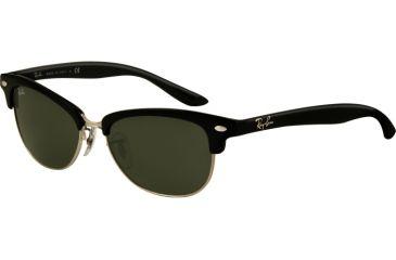 Ray-Ban RB4132 Bifocal Sunglasses - Black Frame / 52 mm Prescription Lenses, 601-5215
