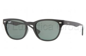 b982a5bc38 Ray-Ban RB 4140 Sunglasses Styles - Black Frame   Crystal Green Lenses