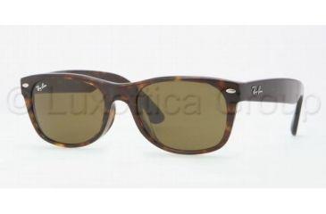 Ray-Ban RB2168F Single Vision Prescription Sunglasses RB2168F-902-73-5218 - Lens Diameter 52 mm, Frame Color Dark Havana