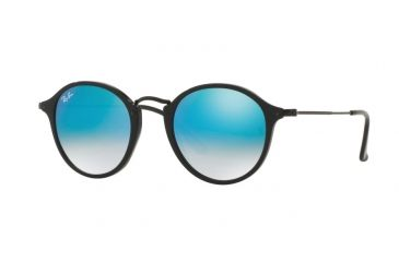 Ray Ban RB2447 1157 52 spotted black havana / green BoESG2