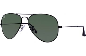 63cc9b4b2b8 Ray-Ban RB 3026 Sunglasses Styles - Black Frame   Crystal Gray Lenses