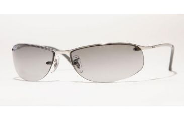 Ray Ban RB3179 #003/11 - Silver Frame, Gray Gradient Lenses