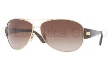 Ray-Ban RB3467 Bifocal Prescription Sunglasses RB3467-001-13-6313 - Lens Diameter: 63 mm, Frame Color: Arista