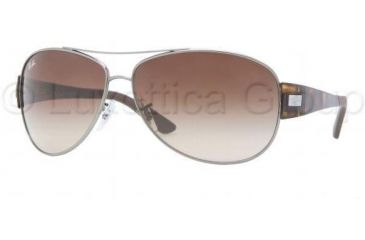 Ray-Ban RB3467 Bifocal Prescription Sunglasses RB3467-004-13-6313 - Lens Diameter 63 mm