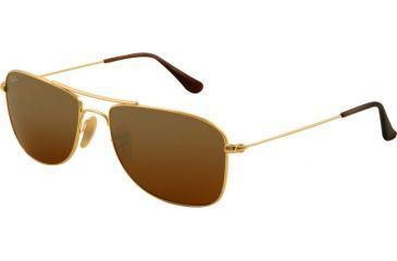 47990a57ac Ray-Ban RB3477 Prescription Sunglasses RB3477-001-3K-5616 - Lens Diameter