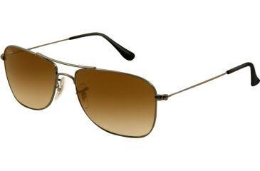 Ray-Ban RB3477 Progressive Prescription Sunglasses RB3477-004-51-5916 - Lens Diameter 59 mm, Frame Color Gunmetal