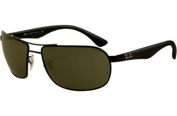 4a57a9e865 Ray-Ban RB3492 Sunglasses 002-6216 - Shiny Black Frame