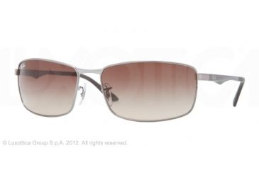Ray-Ban RB3498 Sunglasses 004/13-6117 -, Brown Gradient Lenses