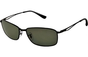 a80be5d6e88 Ray-Ban RB3501 Sunglasses 006 71-61 - Matte Black Frame