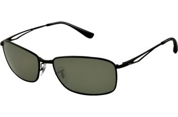Ray-Ban RB3501 Bifocal Prescription Sunglasses RB3501-006-9A-61 - Lens Diameter 61 mm, Lens Diameter 61 mm, Frame Color Matte Black