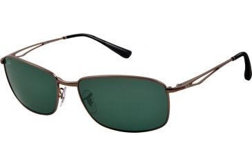 89f1e1d71c Ray-Ban RB3501 Sunglasses 029 71-61 - Matte Gunmetal Frame