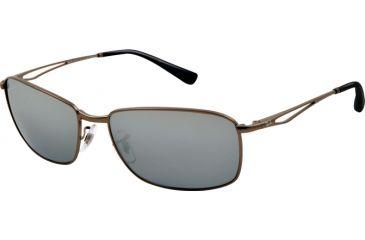 Ray-Ban RB3501 Single Vision Prescription Sunglasses RB3501-029-82-61 - Lens Diameter 61 mm, Lens Diameter 61 mm, Frame Color Matte Gunmetal