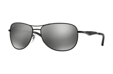 93862513bb0 Ray-Ban RB3519 Sunglasses 006 6G-59 - Matte Black Frame