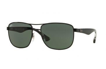 723bc7ac6b Ray-Ban RB3533 Single Vision Prescription Sunglasses RB3533-002-71-57 -