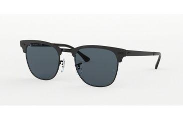 Ray-Ban RB3716 Sunglasses 186 R5-51 - Shiny Black Top Matte Frame a76e77605437