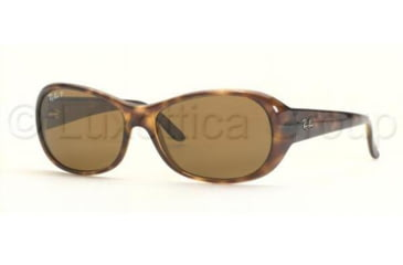 Ray-Ban RB4061 Progressive Prescription Sunglasses RB4061-642-57-5515 - Lens Diameter: 55 mm